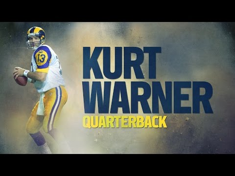 Kurt Warner Hall of Fame Career Highlights | NFL