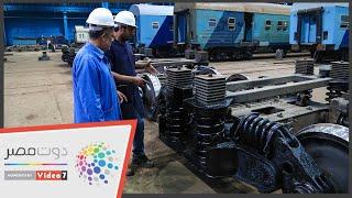 100 طالب وبس .. شروط الالتحاق بأول معهد فنى في السكك الحديدية والنقل