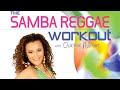 The Samba Reggae Workout :: Quenia Ribeiro :: WorldDanceNewYork.com instant video / DVD
