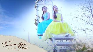 Hai bé gái cover bài Let It Go, cute không tả nổi