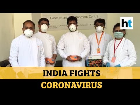 Pune-based Lab Launches India's 1st ICMR-approved COVID-19 Testing Kit