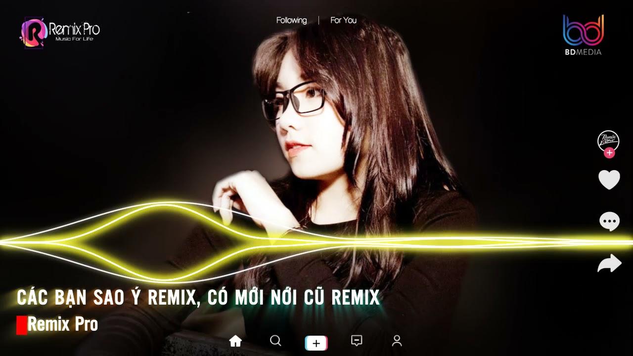 Người Từng Nói Bao Câu Hẹn Ước Remix ♪ Nếu Em Không Hạnh Phúc Remix ♪ Nonstop Việt Mix Bass Căng