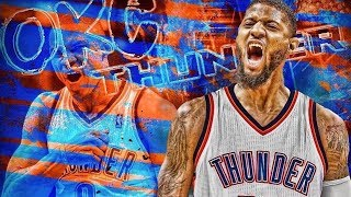 NBA Players REACT to the ONE-SIDED Paul George Trade to OKC