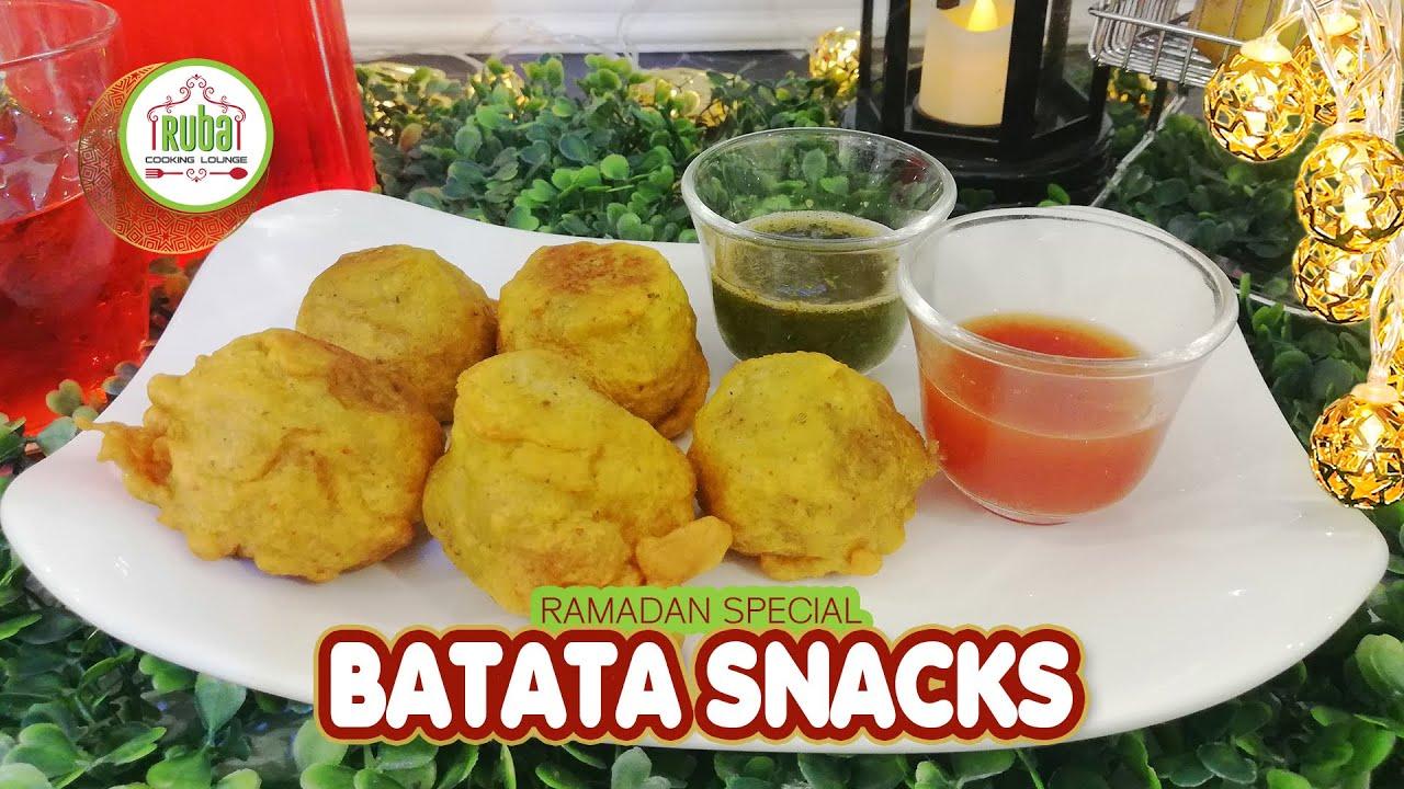 Batata Snacks | Ramadan Special