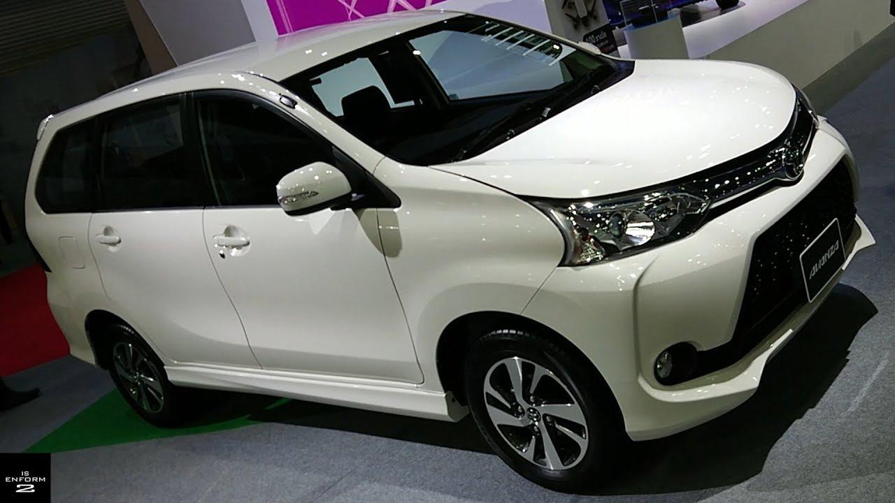Brosur Grand New Avanza 2018 Harga Di Jogja พาชม Toyota 1 5 S ภายนอก ภายใน Youtube