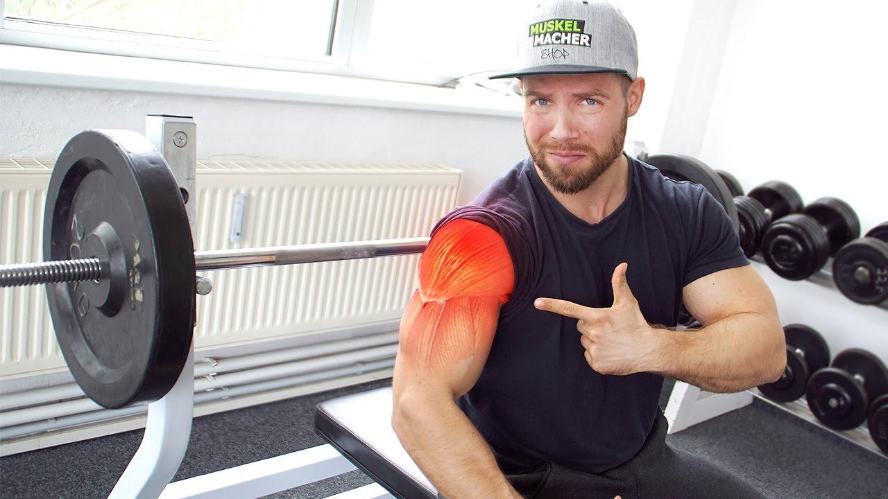 Zerstörst du beim Bankdrücken deine Schultergelenke? 💥 - YouTube