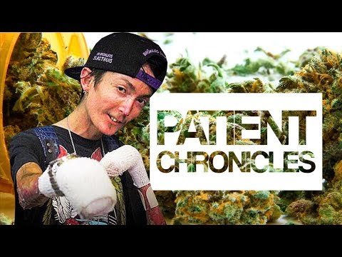 Patient Chronicles- Cannabis Saved My Life Miguel Garcia