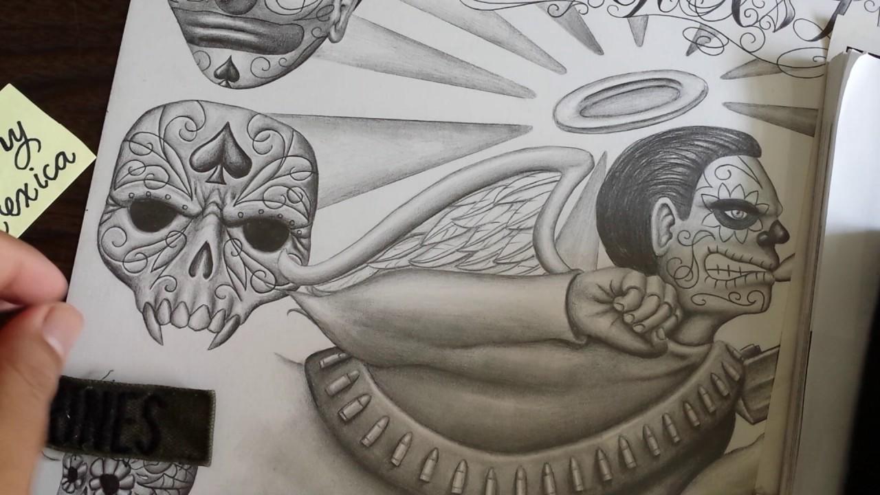 Angel Cholo Drawings Wwwtopsimagescom