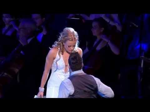 Gymnopedie BBC Proms 2016 Strictly Prom Giovanni Pernice & Joanne Clifton