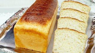 Receita de Pão de Massa Mole – Delicioso e Fofinho – Pão de Liquidificador não Precisa Sovar