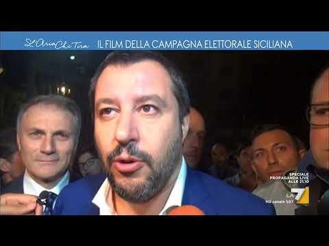 Il film della campagna elettorale