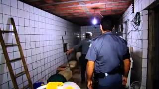Polícia de SP encontra três refinarias de cocaína subterrâneas - (09/06/2013)