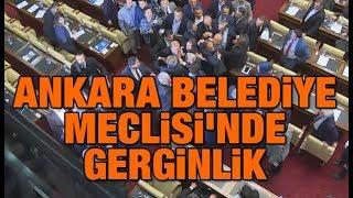 Ankara Belediye Meclisi'nde gerginlik! Mansur Yavaş verdiği talimatı açıkladı