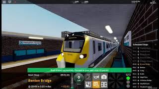 roblox LSR -) SC Connect class 707 R003