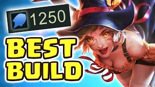 1250 AP LITERALLY THE WORST PLAYER IN THE WORLD FULL AP BUILD (Nidalee Jungle) - Nightblue3