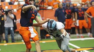 QB Eric Dungey talks about his 3 favorite Syracuse football moments thumbnail