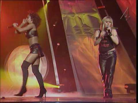 Spice Girls Holler @ EMA 2000