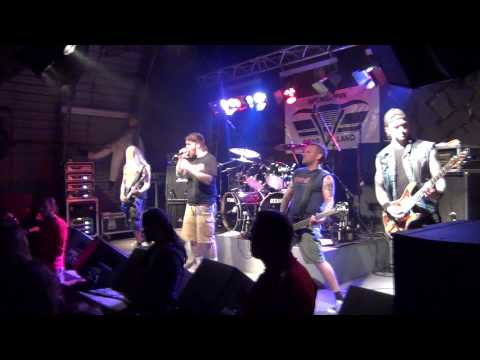 ILLDISPOSED   I believe in me live @ Protzen Open Air 2012