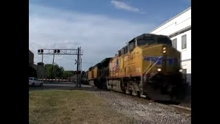 Union Pacific Coal Train (Racine)