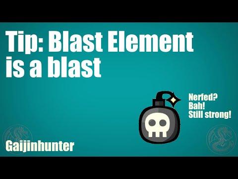 MH4U Tip: Blast Element