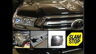 Установка доводчиков дверей Slam Stop на TLC200(, 2016-03-02T20:39:32.000Z)