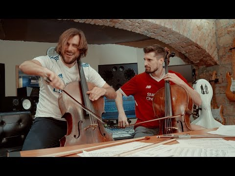 Clobber - 2Cellos: Seven Nation Army cover still rocks