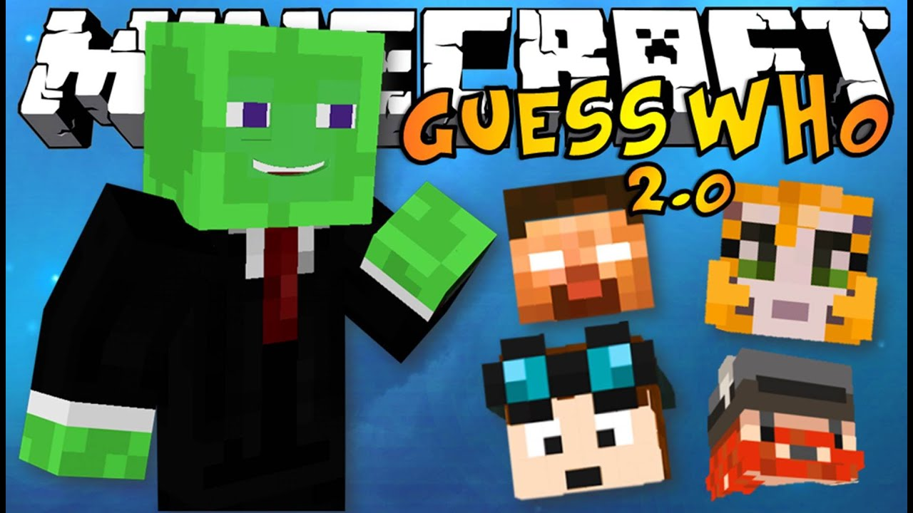 how to get the creeper head in minecraft mini games