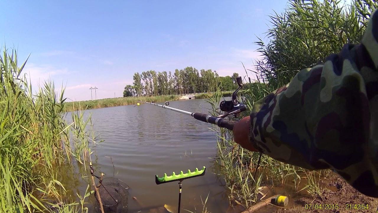 Рыбалка на реке Колыма