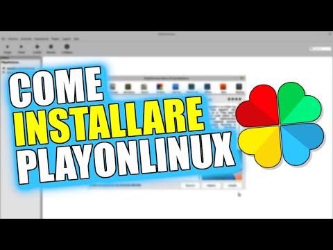 Installare e usare Playonlinux