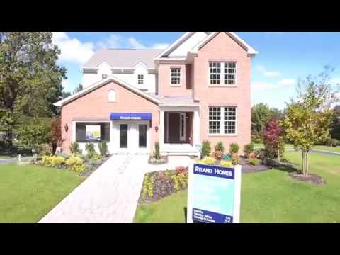 Oxford Model – New Homes in Baltimore, MD – CalAtlantic Homes