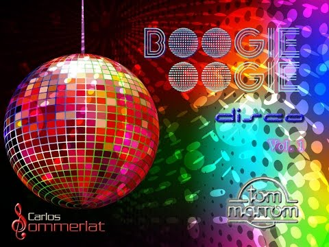 Best Disco 70's Mix - 'Tom Marrom - Boogie Oogie Vol. 1' • Sucessos da Discoteca