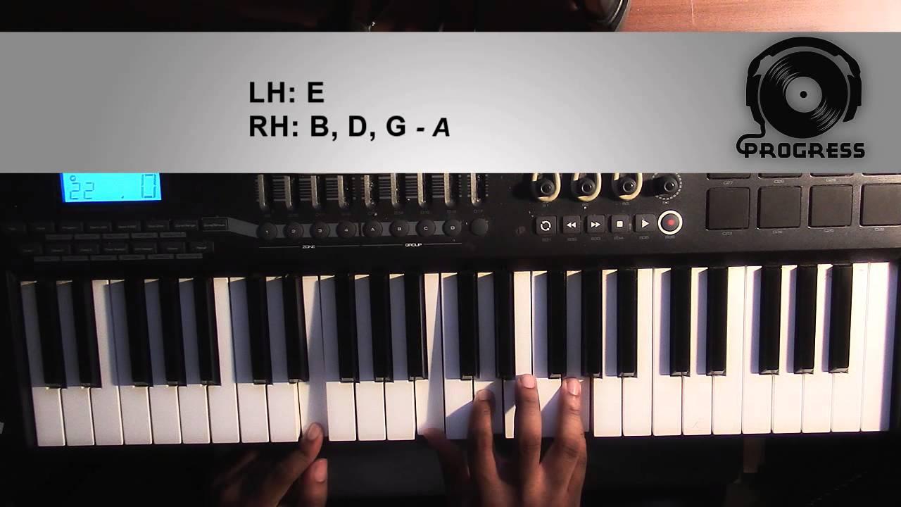 piano-lesson-drake-pound-cake-feat-jay-z-progressmusic24