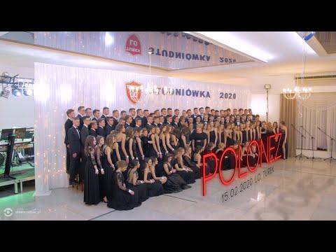Próba poloneza LO Turek 2020
