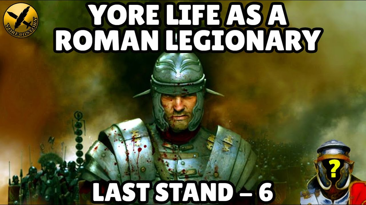 Could YOU survive as a Roman Empire Legionary During Invasion of Britain? - The Last Stand - Part 6