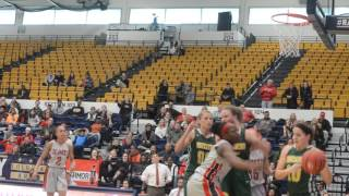 dcsaa girls basketball championship st johns 63 georgetown visitation 51 32