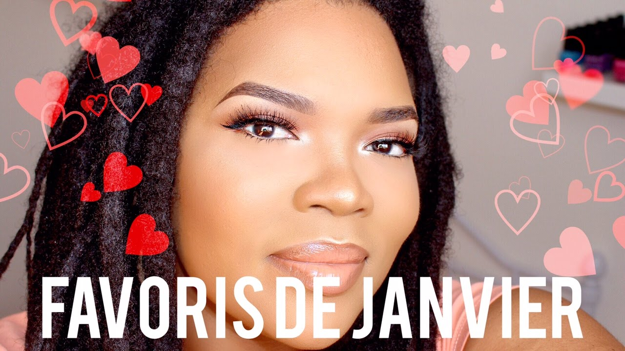 mes favoris du mois de janvier 2016 youtube - True Colors Maquillage
