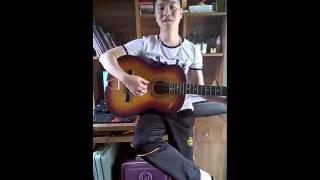 Người Yêu Tuyệt Vời - Trịnh Thăng Bình - Guitar cover