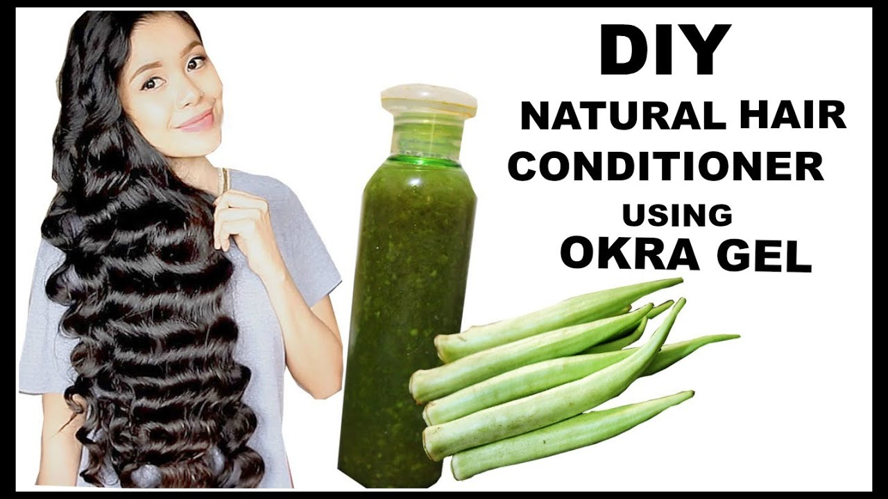 How To Make Natural Hair Growth Conditioner