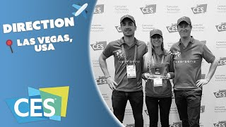 Meersens' dream team at CES 2019