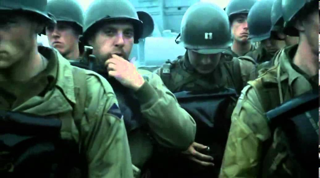 saving private ryan film analysis