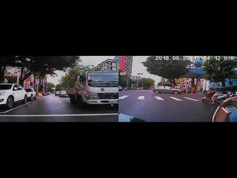 16:25 台中市 崇德路與天津路口車禍