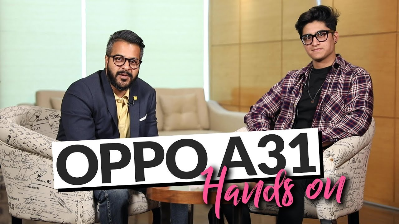 OPPO A31 Hindi Review: OPPO A31's Camera,स्टोरेज कैपिसिटी & Display आपके एक्सपीरियंस को बनाए शानदार - Watch Video