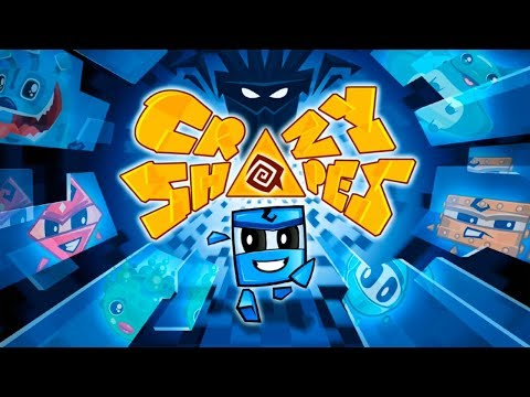 Crazy Shapes - Android/iOS Gameplay (BY Rogue Games)