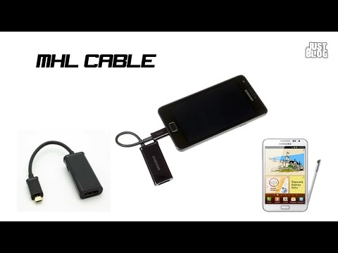 how to connect phone to tv using usb cable