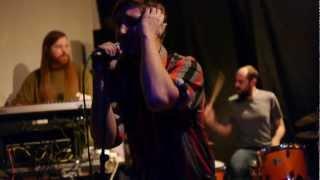 CLECKHUDDERSFAX Live @ La Bascule Rennes 13/01/2013 (Interzones Show) Full Set! 2/2