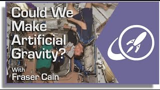 Could We Make Artificial Gravity?