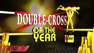 Double-Cross of the Year: 2013 Slammy Award Presentation
