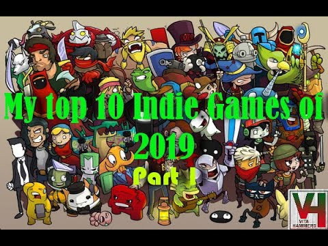 My Top 10 (Xbox One-Switch-PS4-PC) Indie Games 2019 Vol 1