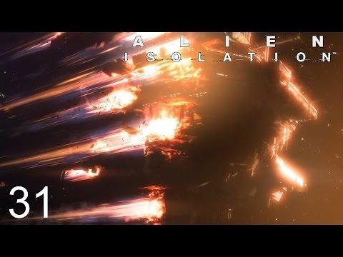Alien: Isolation (Ep.31) - The Fall Of Sevastopol (Ending)