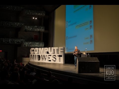 Wade Foster - CEO, Zapier: The Future Of Work @ Compute Midwest 2013